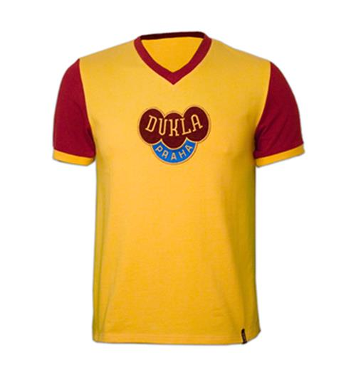 camiseta-retro-dukla-prague-away