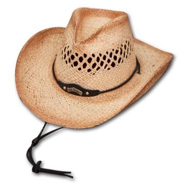 JACK DANIELS Cowboy Hat Straw