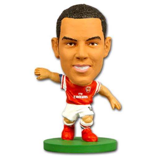 Image of Action Figure Arsenal F.C. SoccerStarz Walcott