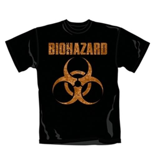 Image of T Shirt Biohazard Logo. Maglia ufficiale Emi Music