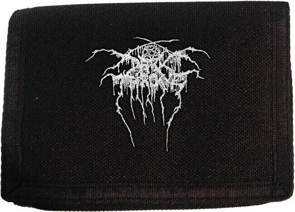 Image of Portafogli Darkthrone Logo