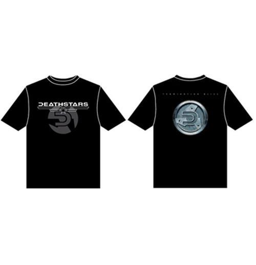 Image of Maglia Deathstars - Logo