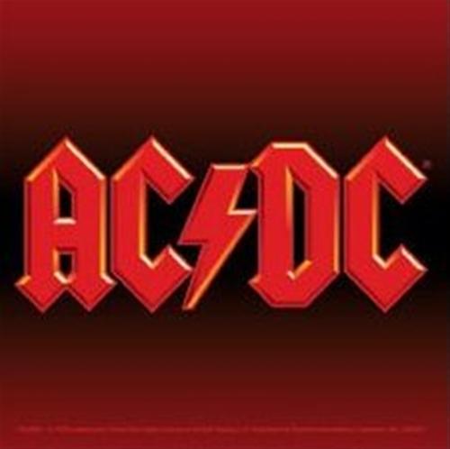 Image of Adesivo AC/DC - Logo Square