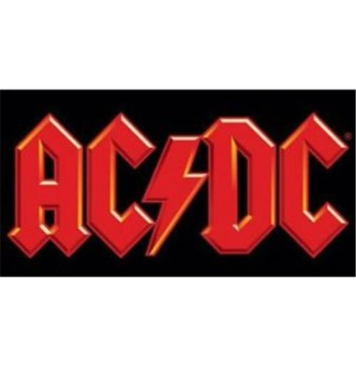 Image of Adesivo AC/DC - Logo