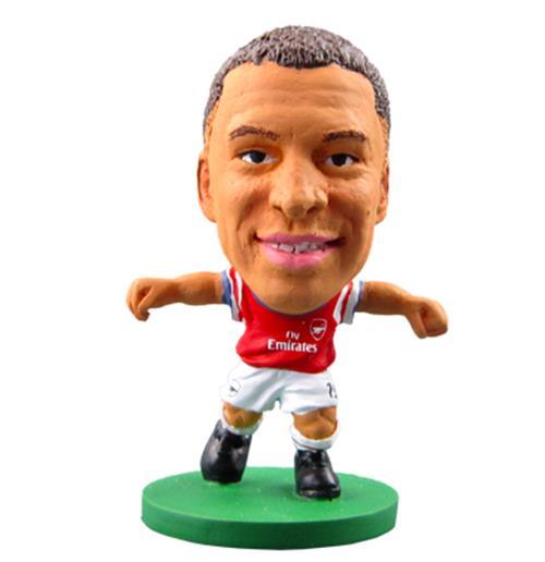 Image of Action Figure Arsenal F.C. SoccerStarz Oxlade-Chamberlain