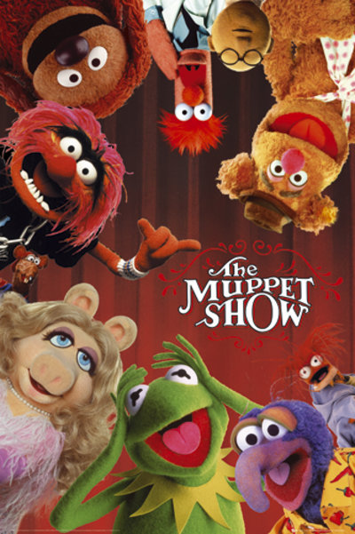poster-the-muppet