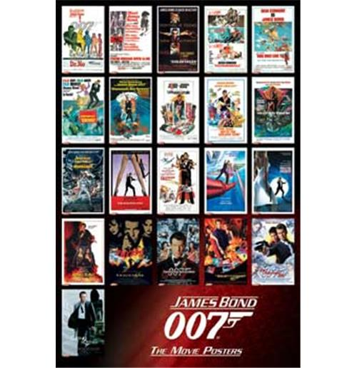 poster-james-bond-007-70007