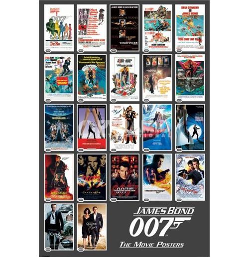 poster-james-bond-007-70008