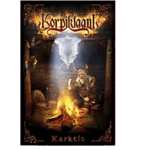 Drapeau Korpiklaani - Karkelo