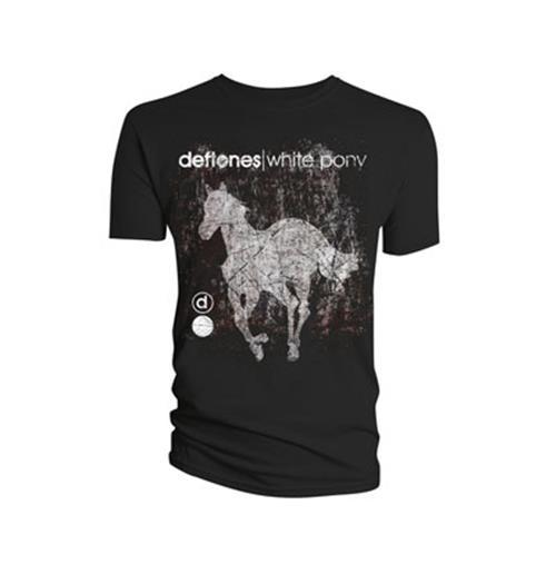Image of T-shirt Deftones Scratch Pony