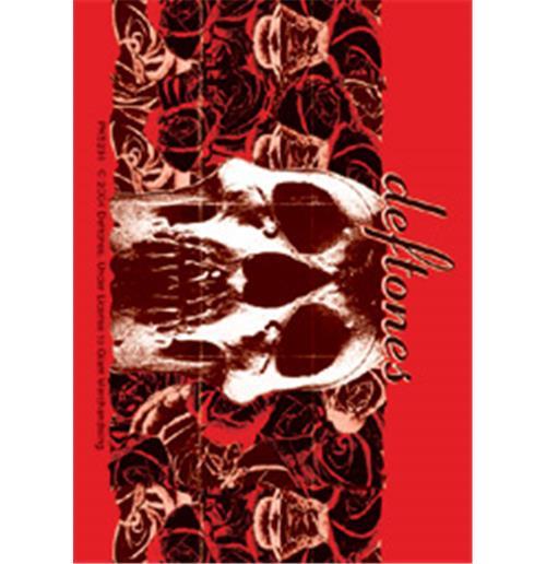Image of Portachiavi Deftones Red Roses