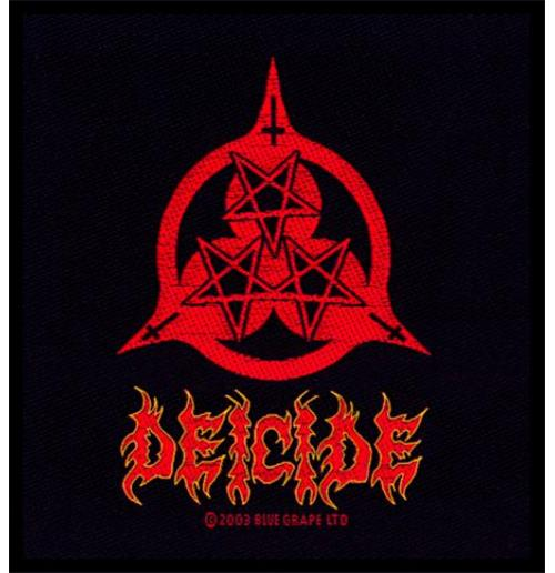 Image of Patch Deicide Three Stars
