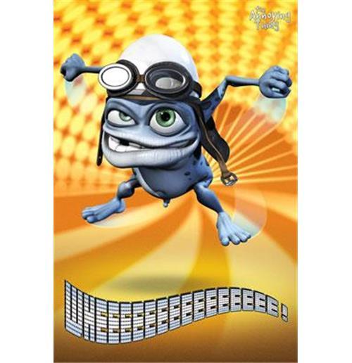 poster-crazy-frog-70272