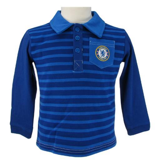 Image of T-shirt manica lunga Chelsea 9/12 mesi