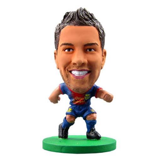 Image of Action Figure Barcellona SoccerStarz Alba