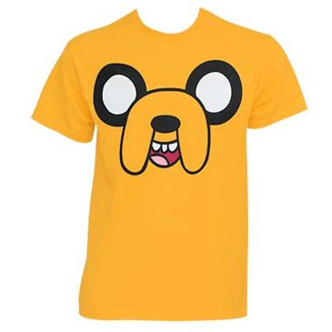 camiseta-adventure-time-jake