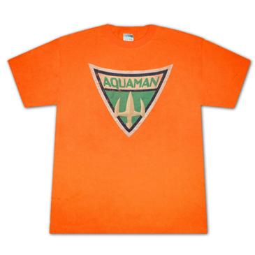 Image of T-shirt Aquaman Symbol