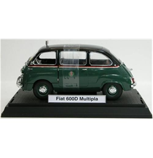 Image of Fiat 600 Multipla Taxi Milano