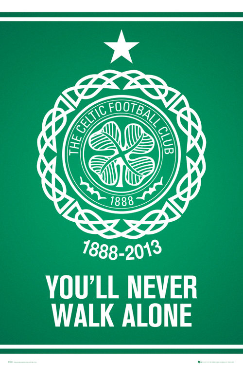Poster Celtic Football Club 79334