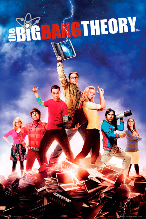 Poster The Big Bang Theory 79587