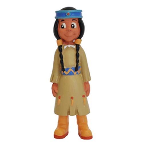 Image of Statuetta Yakari Arcobaleno 5 cm