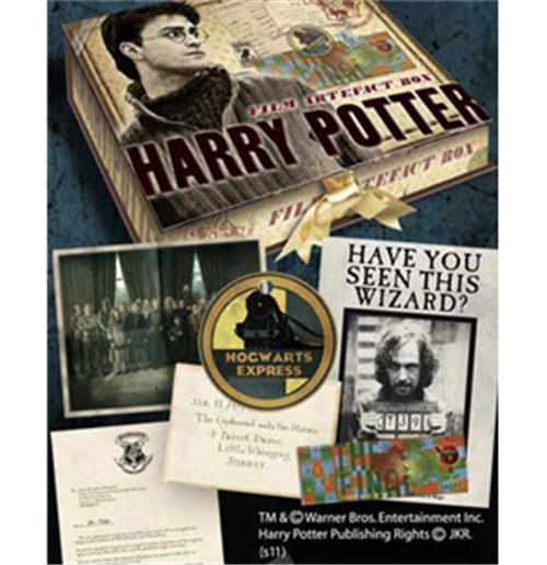 Harry Potter Cofre artefato Harry Potter