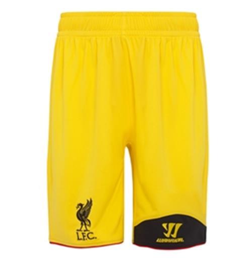 Image of Pantaloncino portiere Liverpool FC Away 2012-13 da bambino