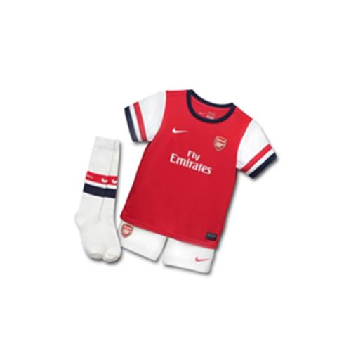 201314 Arsenal Home Nike Baby Kit