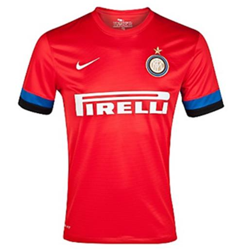 2012-13 Inter Milan Away Nike Football Shirt