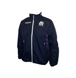 2013-14 Scotland Macron Full Zip Showerproof Jacket (Navy)