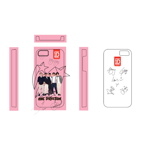 Image of Cover iPhone One Direction
