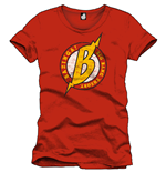 T-Shirt The Big Bang Theory Big B red