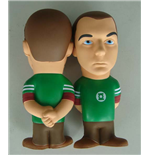 The Big Bang Theory Anti-Stress-Figur Sheldon Cooper 14 cm