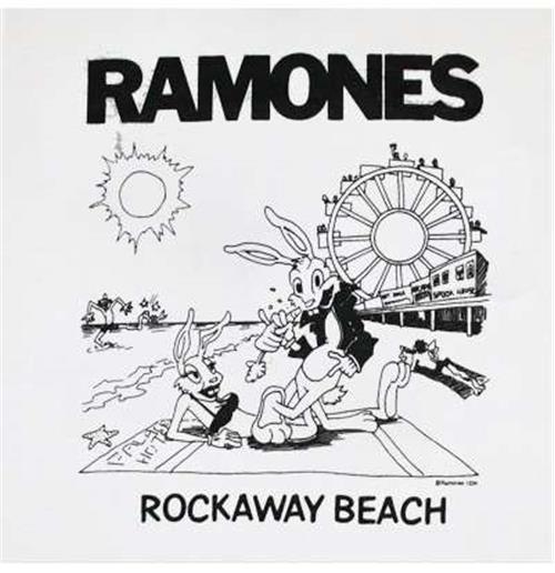 Ramones Rockaway Beach TShirt