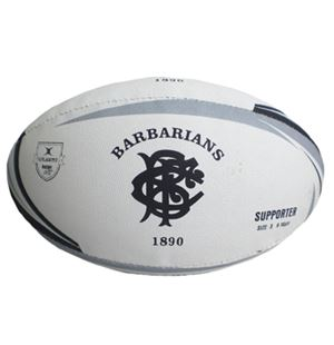 Barbarians Pallone Supporter