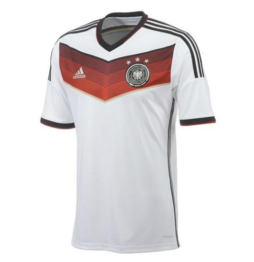 Acquista Maglia Germania 2014-15 Home World Cup Originale