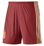 Pantaloncino Spagna 2014-15 Home World Cup