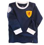 Maglia Manica Lunga Scozia 'My First Football Shirt'