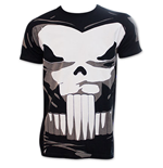 Costume da carnevale The punisher da uomo