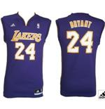 Los Angeles Lakers Canotta Kobe Bryant Viola