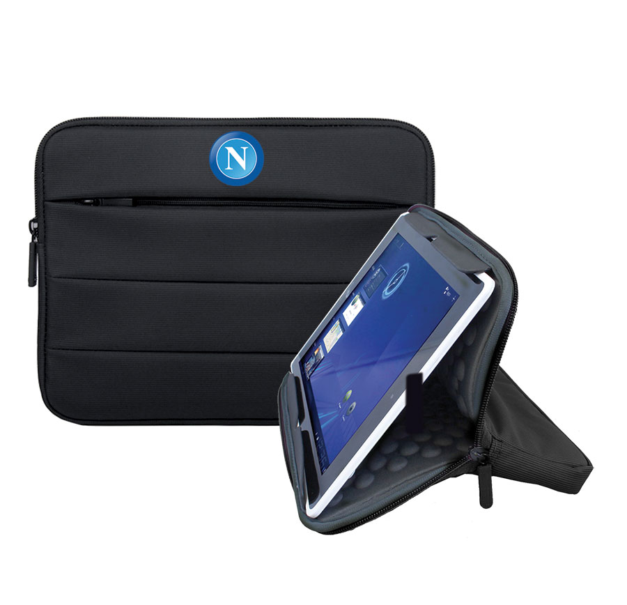 "Custodia Per Tablet 10""SSC Napoli"
