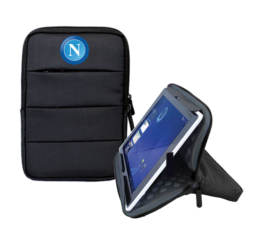 "Custodia Per Tablet 7""A7,9""SSC Napoli"