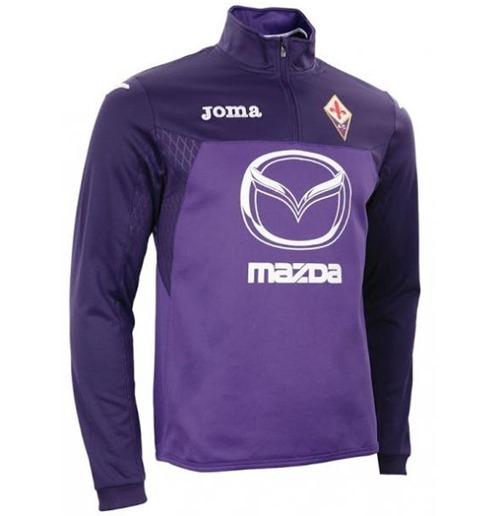 felpa Fiorentina merchandising