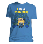 T-shirt Cattivissimo me 2 - One In A Minion
