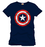 T-shirt Captain America Shield Logo