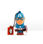 "Chiavetta USB ""Captain America"" 8 GB"