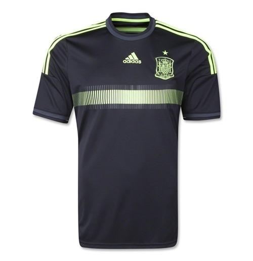 Acquista Maglia Spagna 2014-15 Away World Cup Originale