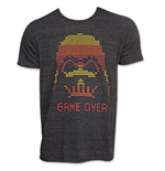 T-shirt Star Wars Game Over