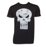 T-shirt The punisher Skull Logo
