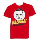 T-shirt / Maglietta Big Bang Theory da uomo